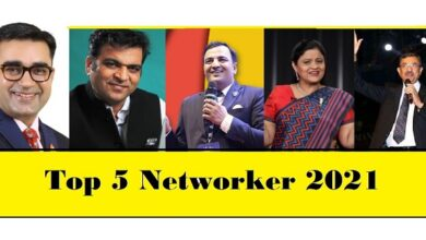List of top 5 Individual Networkers of MLM industry in INDIA 2021