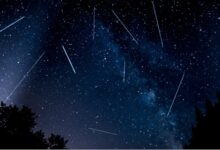 Lyrid meteor shower 2021 Best time to see Lyrids in Australia