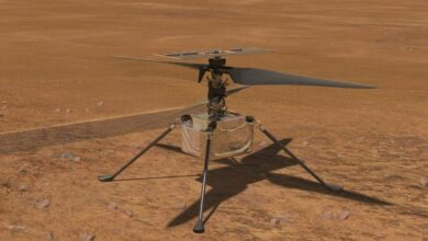 NASA expects to reinvent first flight on another world Red Planet after mini helicopter Ingenuity on Mars safely