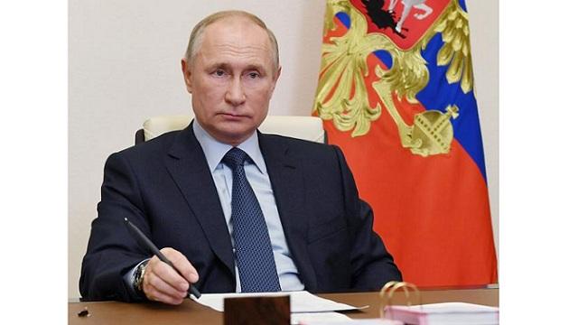 Russian President Vladimir Putin will hold the power as Russias leader in Kremlin until 2036