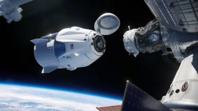 SpaceX is including a glass dome on Crew Dragon for 360 views of space on the cosmos