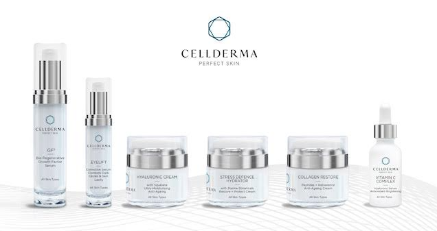 TOP COSMETIC PHYSICIAN DR DEV PATEL LAUNCHES NEW SKINCARE BRAND CELLDERMA 1
