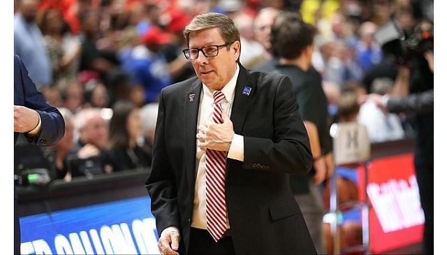 Texas Tech top assistant Mark Adams will become head coach after Chris Beards departure