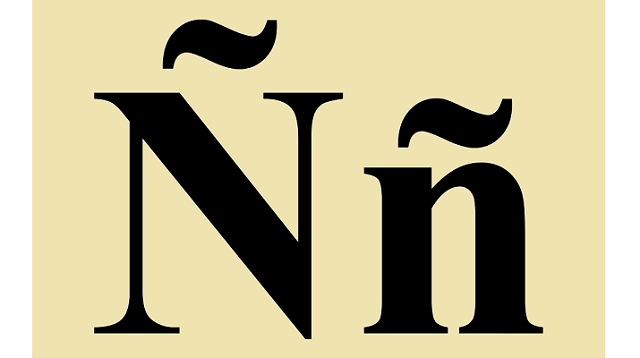 Things you should know about Spanish Letter N