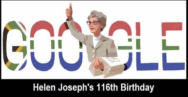 helen josephs 116th birthday