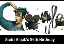 sadri alisik 96th birthday