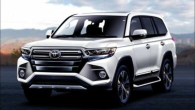 2022 Toyota LandCruiser 300 Series will be released at the end of May 2021