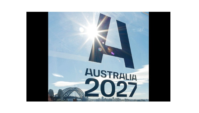 Australia launched a bid to host the 2027 Rugby World Cup final in Perth in Sydney