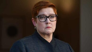 Australian Foreign Affairs Minister Marise Payne will visit Europe the US to talk about Indo Pacific and vaccine supply