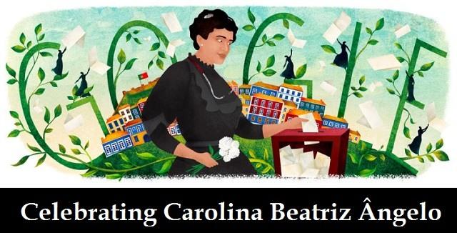 Celebrating Carolina Beatriz Angelo