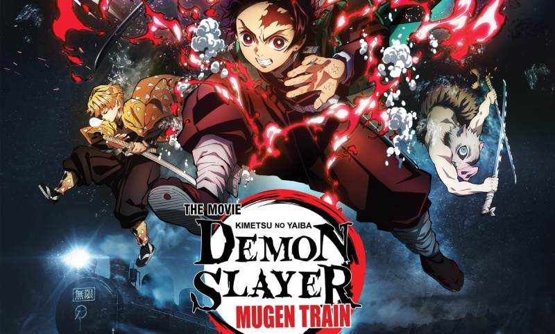 Demon Slayer first Japanese film to top ¥40 billion and becomes the No 2 anime movie of all time in U.S. box office history