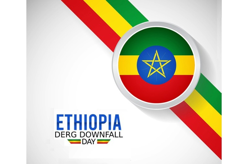 Derg Downfall Day National Day of Ethiopia
