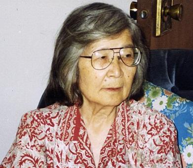 Hisaye Yamamoto 山本久恵