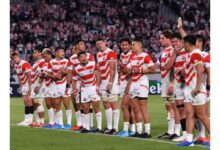 Japan names 36 man rugby squad to face British and Irish Lions Ireland and Sunwolves