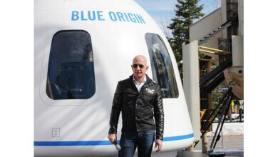 Jeff Bezos Blue Origin will soon start selling tickets for space tourism New Shepard rocket on May 5