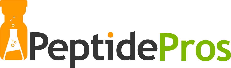 NEW PeptidePros Logo