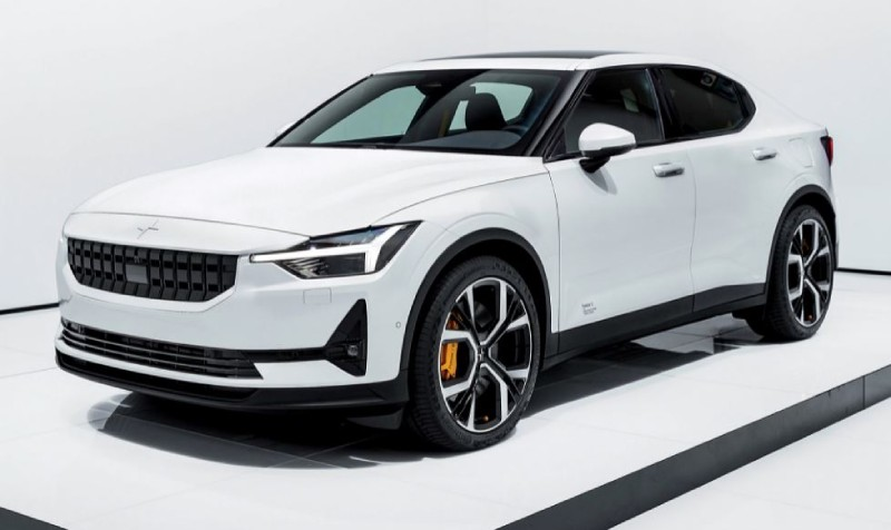 Polestar 2 the first electric vehicle released by the Volvo Geely brand ready to launch in Australia in November