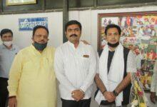 SPSR with Health Minister Raghu Sharma ji