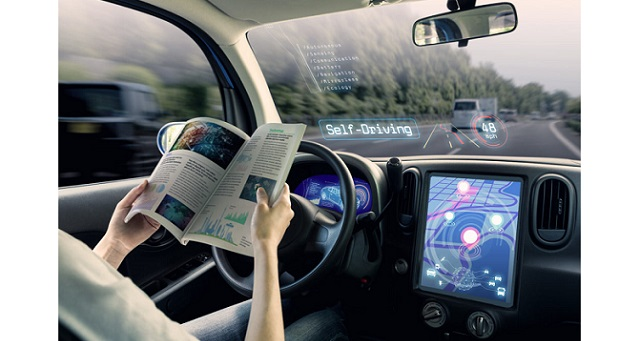 Self driving cars with ALKS will be legal on UK streets at slow speeds the British government declares