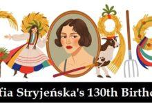 Zofia Stryjenska 130th Birthday