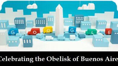 celebrating the obelisk of buenos aires or Obelisco de Buenos Aires