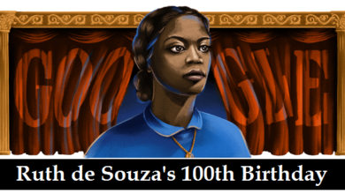 ruth de souza 100th birthday