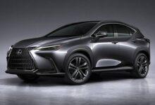 2022 Lexus NX uncovered Australian launch scheduled November 2021