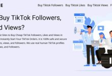 Best Sites To Buy TikTok Followers Likes and Views 2021 Real and Active Tikviralme