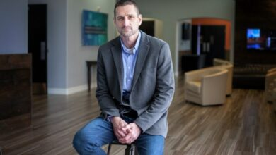 CEO of Mighty Oaks Foundation Jeremy Stalnecker is working on fortifying the wounded Military Families