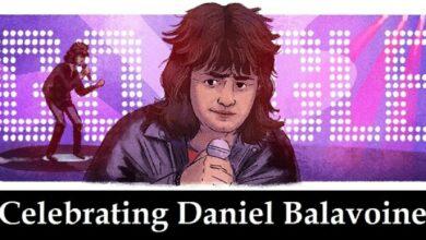 Celebrating Daniel Balavoine