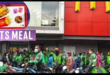 McDonalds stores closed in Indonesia because of BTS Meal orders over Covid 19 fear