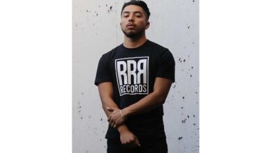 Meet Rony American rapper