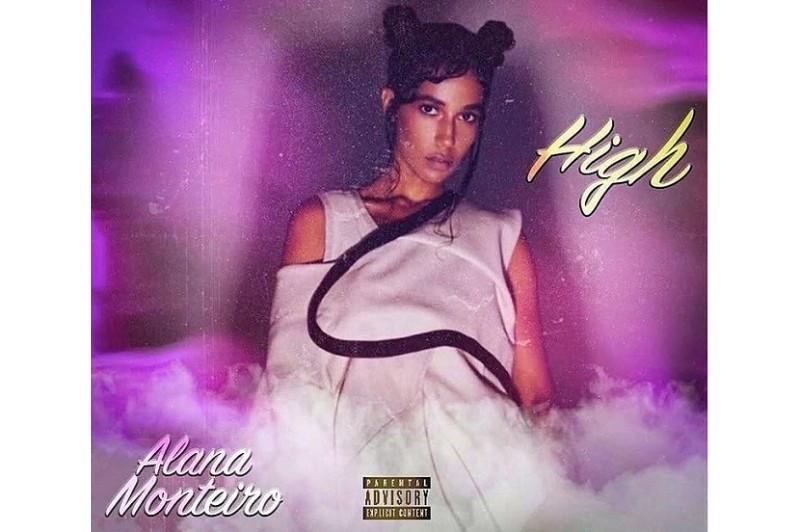 Model Alana Monteiro Teases New Single Release