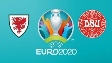 Wales vs Denmark UEFA Euro 2020