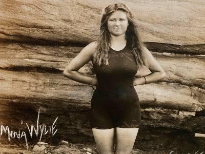 Wilhelmina Mina Wylie