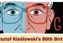 krzysztof kieslowski 80th birthday