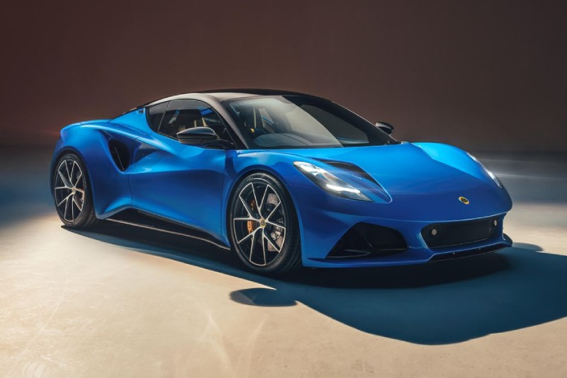 2022 Lotus Emira the brands first and last new petrol sports car in a decade is launched