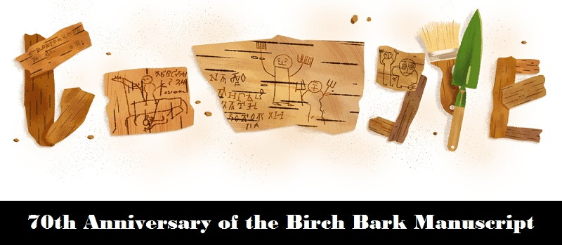 70th anniversary of the birch bark manuscript