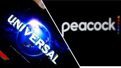 All Universal Films will be streaming on Peacock in 2022