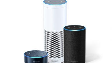 Amazon Echo Alexa name and voice