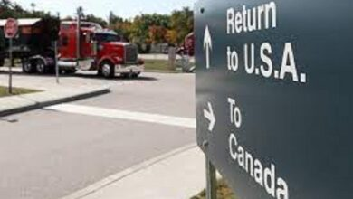 COVID 19 Travel Restraints at Border with Canada are Updated