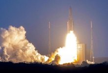 Eutelsat Quantum the worlds first commercial fully re programmable satellite took off on Friday on board an Ariane 5 rocket