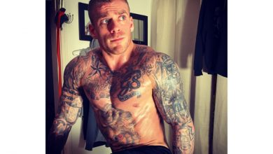 Fitness Athlete Dan Martin Pauls Positive Influence Towards A Fitter Lifestyle