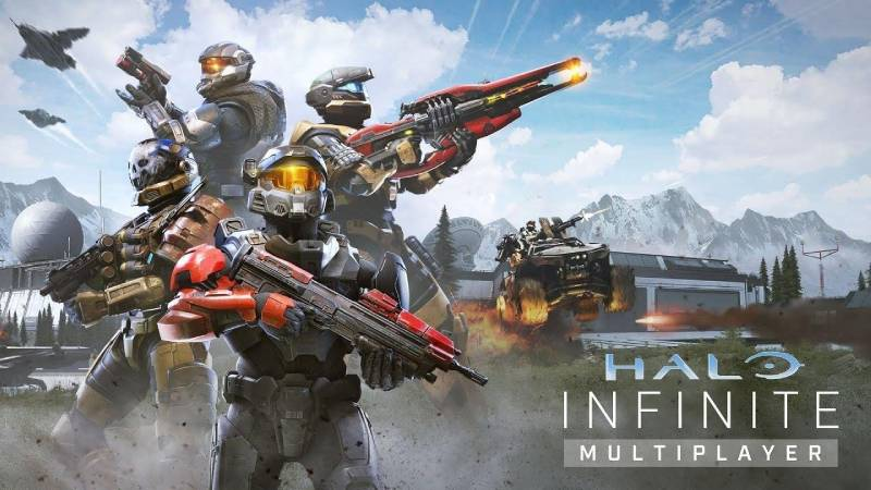 Halo Infinites first multiplayer technical preview beta starts on July 29th