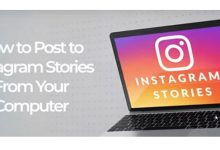 How to publish your Instagram Story from your computer