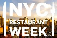NYC Restaurant Week New York Citys food scene starting from July 19