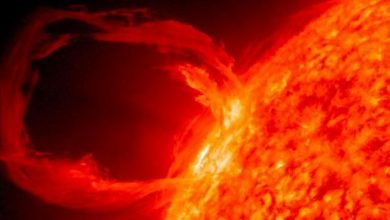 Solar storm moving toward Earth to hit Today may impact on mobile phone and GPS signals