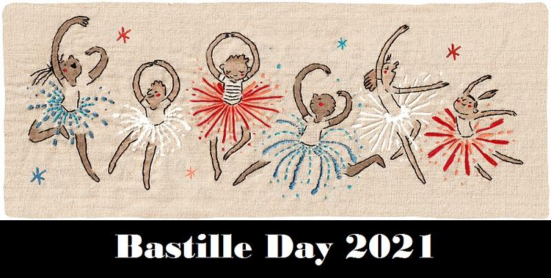 bastille day 2021 la Fete Nationale