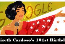 elizeth cardoso 101st birthday