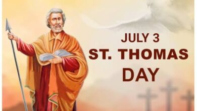feast of St Thomas the Apostle